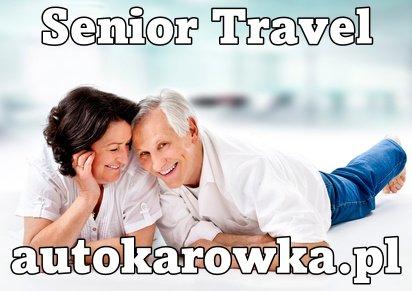 Wycieczki objazdowe Senior Travel