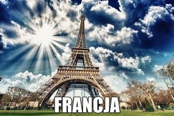 Francja wycieczka objazdowa