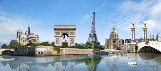 Wycieczki objazdowe Francja