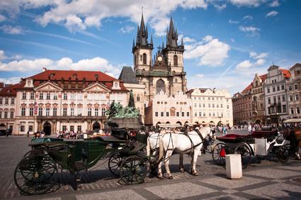 Wycieczki autokarowe do Pragi, Czech